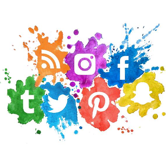Intégration des réseaux sociaux - Création site internet à Tours 37